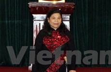 Quan hệ Việt Nam-Hàn Quốc đang phát tiển tốt
