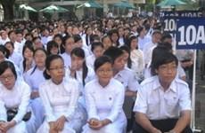 54 trường ở Hà Nội hạ điểm chuẩn vào lớp 10