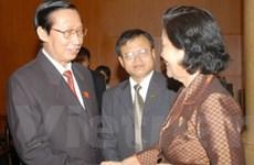 VN coi trọng củng cố quan hệ với Campuchia