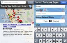 Ứng dụng trên iPhone giúp phát hiện dịch bệnh