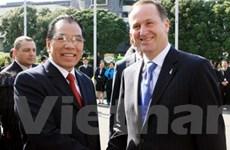 Đưa quan hệ VN-New Zealand lên tầm cao mới