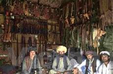 Darra Adamkhel - chợ vũ khí độc nhất ở Pakistan