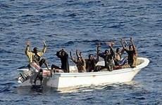 Cướp biển Somalia thả một tàu hàng của Hy Lạp