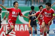 Becamex Bình Dương có cơ hội vào bán kết AFC Cup