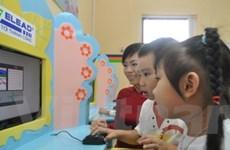 FPT tặng 30 máy tính cho Mầm non Mai Dịch