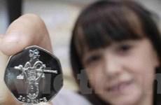 9 tuổi đã trở thành nhà thiết kế đồng tiền xu