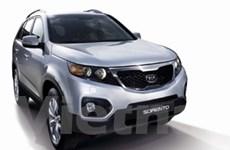 Kia Motor mở nhà máy sản xuất xe hơi tại Mỹ