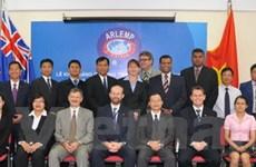Đào tạo quản lý sỹ quan khu vực châu Á tại Hà Nội