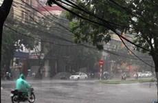 Bắc bộ và Bắc Trung bộ có mưa kèm rét đậm