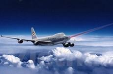 Mỹ thử thành công vũ khí laser bắn hạ tên lửa