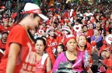 """Thủ tướng Thái bác yêu cầu mới của phe """"áo đỏ"""""""