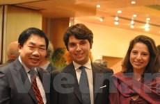 Hội hữu nghị vùng Lombardy thúc đẩy đoàn kết
