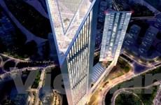 Khởi công tòa nhà VietinBank Tower 400 triệu USD