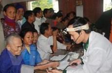 Tài trợ 2,1 tỷ đồng xây dựng trạm y tế xã Hoa Lộc