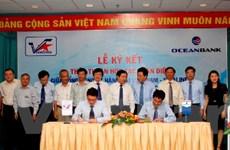 OceanBank sẽ cấp dịch vụ tài chính cho Vinalines
