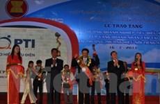MB, PTI đoạt giải doanh nghiệp nổi tiếng ASEAN