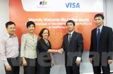 TienPhongBank trở thành thành viên của VISA