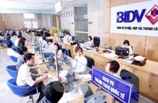 Giá trị DN theo sổ sách của BIDV là 363.094 tỷ đồng