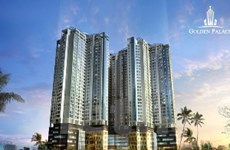 Ưu đãi lớn kích cầu nhà ở tại dự án Golden Palace