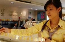 NHNN chỉ tiêu thụ hết 75% số lượng vàng chào bán