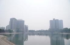 Mục sở thị nơi có chỉ số chất lượng không khí ô nhiễm cao tại Hà Nội