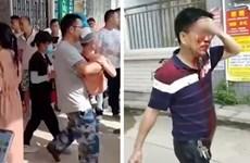 Tấn công bằng dao tại trường học ở Trung Quốc, 39 người bị thương
