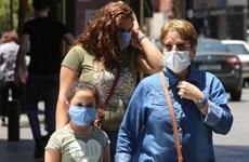 Bệnh viện Liban quá tải vì ca bệnh COVID-19 và vụ nổ đều tăng mạnh