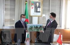 Đài truyền hình quốc gia Algeria mong muốn hợp tác với VTV