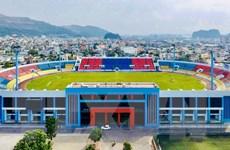 Quảng Ninh đầu tư cải tạo sân vận động Cẩm Phả phục vụ SEA Games 31