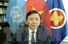 Hội đồng Bảo an đối thoại không chính thức về tình hình Darfur