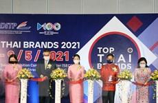 Khai mạc triển lãm Thương hiệu hàng đầu Thái Lan năm 2021