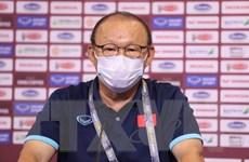 HLV Park Hang-seo bị cấm chỉ đạo trận đấu giữa tuyển Việt Nam với UAE