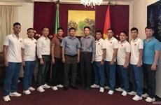 Đội tuyển Việt Nam sẵn sàng thi đấu Army Games 2021 tại Algeria