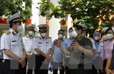 Thủ tướng Phạm Minh Chính kiểm tra công tác chống dịch tại TP.HCM