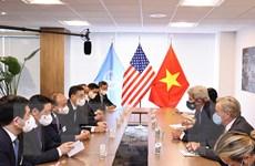 [Photo] Hoạt động của Chủ tịch nước Nguyễn Xuân Phúc tại Liên hợp quốc