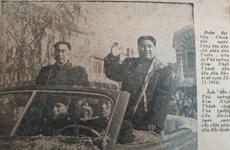 [Photo] Những hình ảnh hiếm có về quan hệ Việt Nam-Triều Tiên