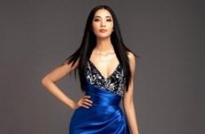 Nhan sắc quyến rũ của Hoàng Thùy trước ngày đến với Miss Universe 2019