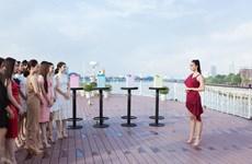 [Photo] Miss World Việt Nam: Thí sinh hào hứng chia nhóm dự án nhân ái