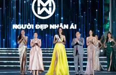 Miss World Việt Nam: Top 15 trình diễn đầm dạ hội đêm chung kết
