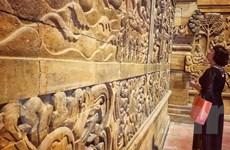[Photo] Khám phá kiến trúc độc đáo bên trong chùa Tam Chúc