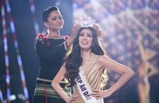 [Photo] Toàn cảnh đêm đăng quang của tân Hoa hậu Hoàn vũ Việt Nam