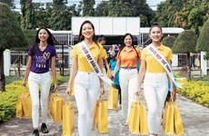 Hoa hậu Khánh Vân khởi động hành trình vì cộng đồng sau đăng quang