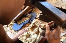 [Photo] Làng mộc Kim Bồng: Nơi những nghệ nhân Việt thổi hồn vào gỗ