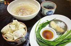 [Photo] Canh sủi cảo rong biển: Món ăn thanh mát dễ làm và hấp dẫn