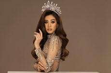 Hoa hậu Khánh Vân khoe vẻ đẹp gợi cảm phong cách 'beauty queen'