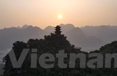 Tam Chúc: Những khoảnh khắc tuyệt đẹp ở ngôi chùa lớn nhất Việt Nam