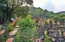[Photo] Chùa Bổ Đà: Nơi có vườn tháp đẹp và lớn nhất Việt Nam