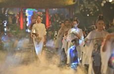 Đêm trình diễn Áo dài đặc biệt tôn vinh giá trị truyền thống Việt Nam