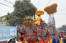 """Lễ hội truyền thống tại làng khoa bảng """"độc nhất vô nhị"""" ở Việt Nam"""