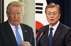 Mỹ-Hàn Quốc kỳ vọng ở cuộc gặp thượng đỉnh với Triều Tiên